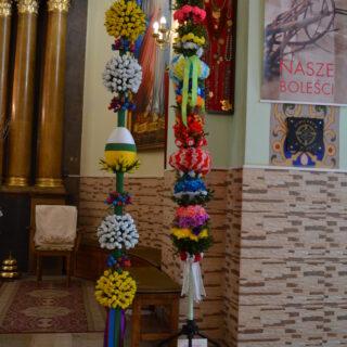Konkurs na Palmę Wielkanocną